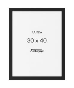 ramka fotograficzna 30x40 mdf producent małopolska