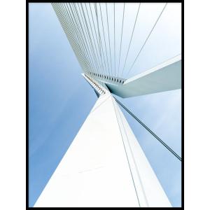 Plakat Wspaniały biały most