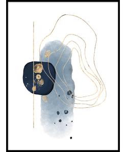 plakaty grafika abstrakcja