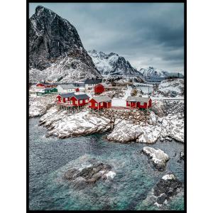 norwegia plakaty obrazy foto pp