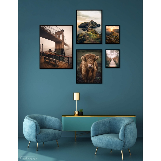 zestawy świetne do salonu obrazy