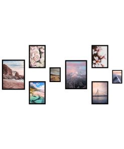 kolekcja plakatów inspiracje do mieszkania