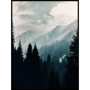 las góry mgła