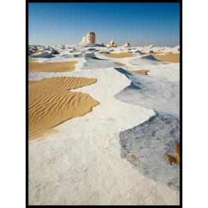 pustynia plaża wydma