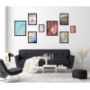 inspiracje plakatów do apartamentów fotopp