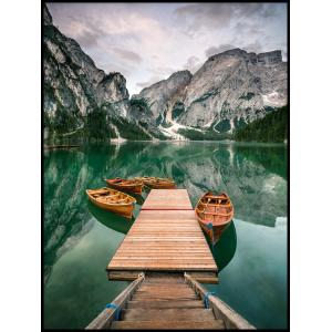 krajobraz łódki sklep z plakatami