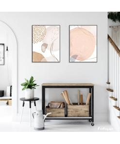 grafiki plakaty do salonu