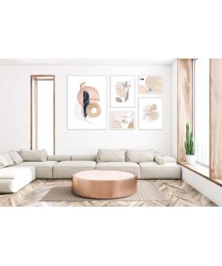 sklep plakaty Abstrakcja wzory do apartamentu