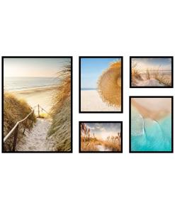 Plaża Wakacje plakaty sklep